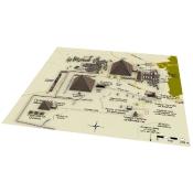 Giza map