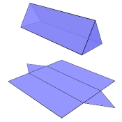 Triangular prism